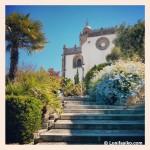 Subida a la Iglesia de Santa María la Mayor de Arcos de la Frontera