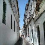 Callejuelas estrechas en Arcos de la Frontera