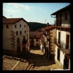 Calles adoquinadas de Candelario
