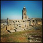 Iglesia de Santa María la Mayor la Coronada, en Medina-Sidonia
