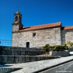 Capilla de la Atalaya en Porto do Son