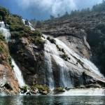 Cascada del río Xallas, también conocida como Fervenza del río Ézaro
