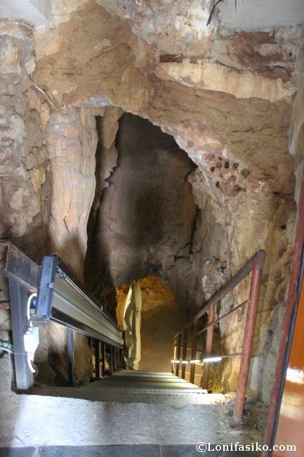 Cueva Pozalagua visitas guiadas