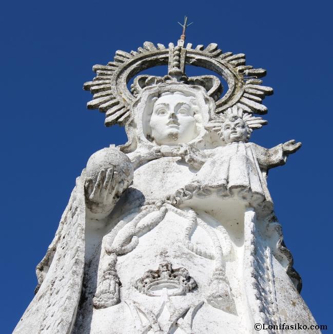Virgen del Suceso Carranza Karrantza