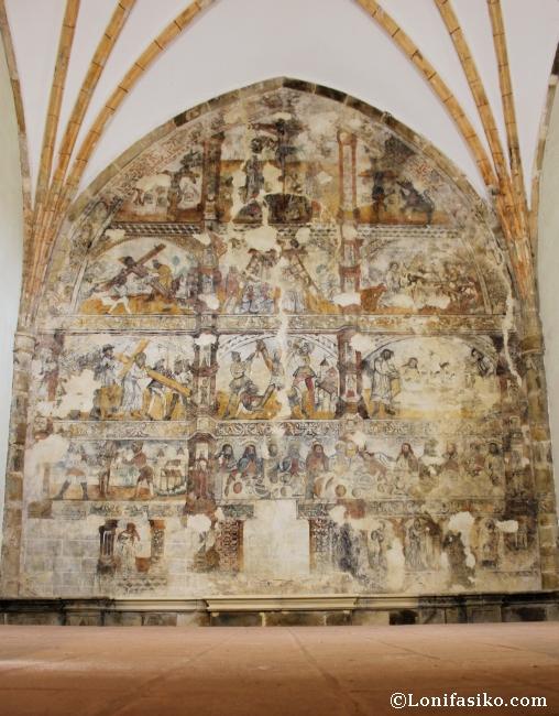 Iglesia San Andrés de Biañez Carranza