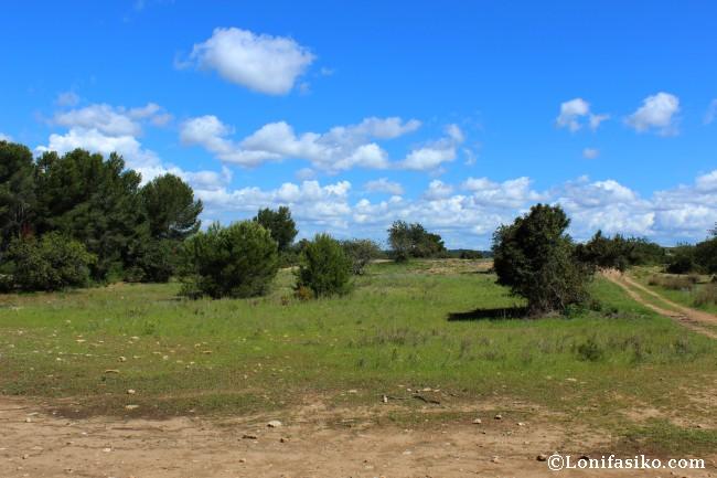 Caminos de ronda Tarragona Espacio de Interés Natural