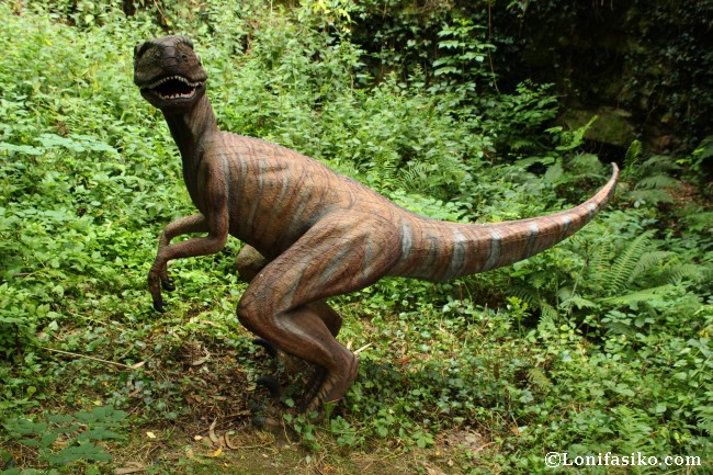 Karpin Abentura dinosaurios