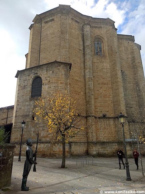 Iglesia de Elorrio fotos