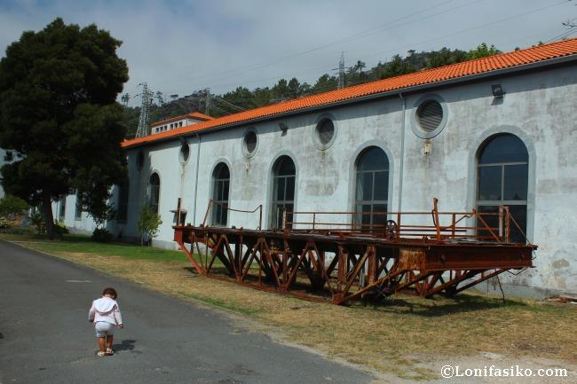 Museo y centro de interpretación de la electricidad de Ézaro
