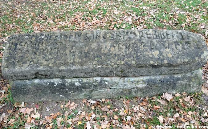 tumbas necrópolis Argiñeta Elorrio