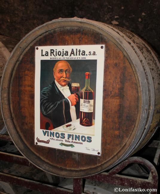 Vinos de La Rioja Alta