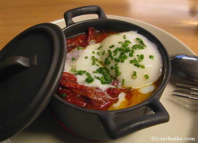 Cocina de vanguardia en La Rioja, con clara apuesta por el producto autóctono
