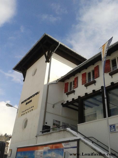 PatscherkofelBahn, el teleférico que se coge en el mismo pueblo de Igls