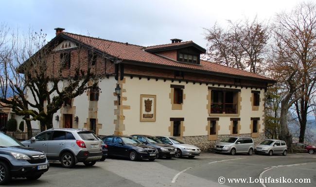 Dónde comer en Arantzazu: Restaurante Zelai Zabal