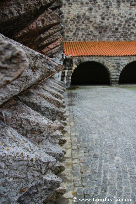 Santuario de Arantzazu, virgen patrona de Gipuzkoa