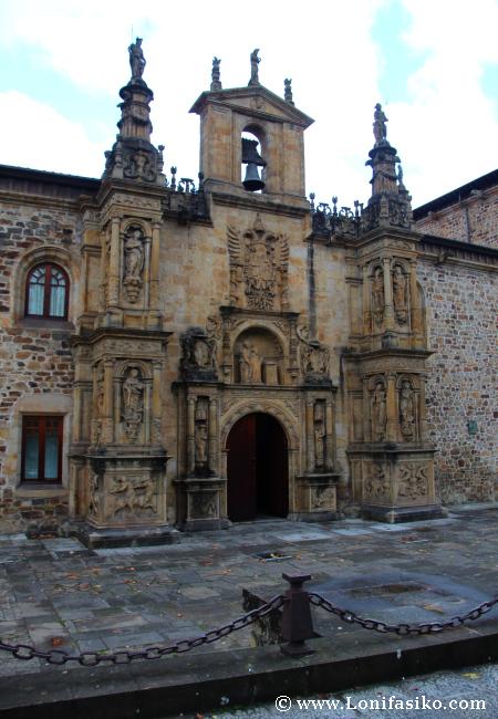 Universidad Sancti Spiritus de Oñati Oñate