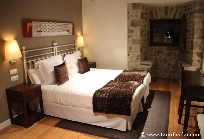 Escapada romántica en Gipuzkoa: Hotel Torre Zumeltzegi en Oñati