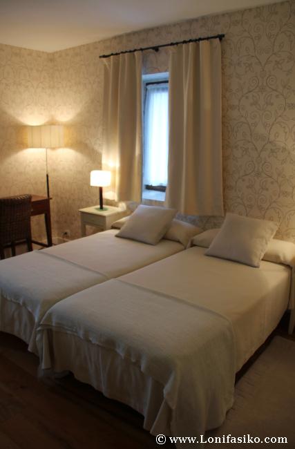 Dónde dormir en Arantzazu: Hotel rural Goiko Benta