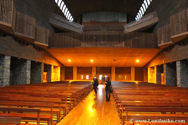 Qué ver en Santuario de Arantzazu