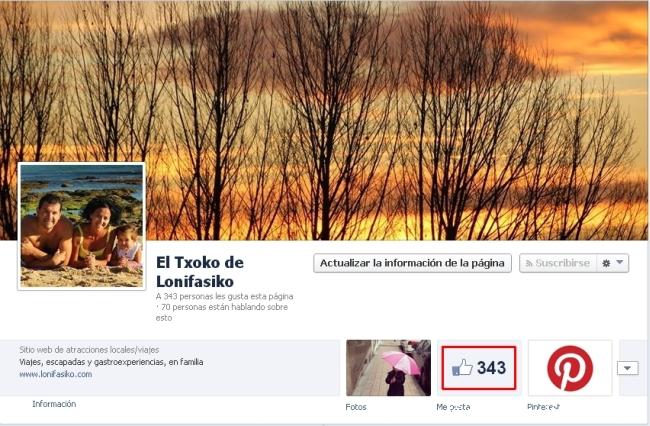 El Txoko de Lonifasiko tiene ya hueco en Facebook