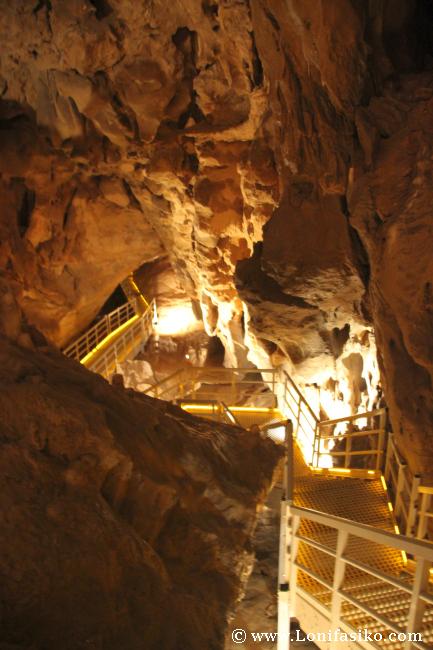 Visitar Cuevas de Arrikrutz en Oñati