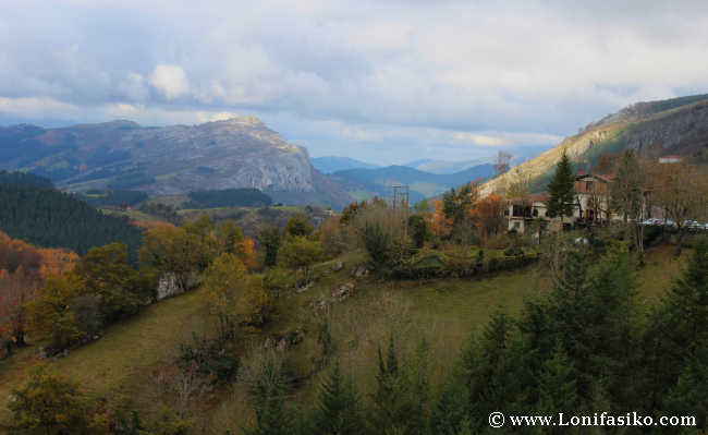 Santuario de Arantzazu: Cómo llegar desde Oñati