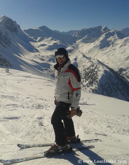 Esquiar en Innsbruck, Alpes en Austria
