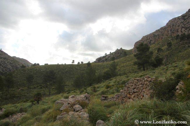 Yacimiento arqueologico de Ses Sínies