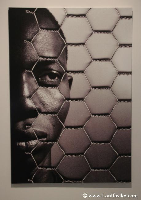 Exposición de fotografía en el museo Es Baluard