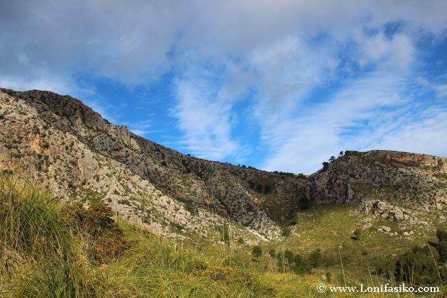 Es Galatzó, entorno ideal para practicar senderismo en la Sierra de la Tramuntana