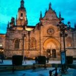 Iglesia de San Severino en Balmaseda
