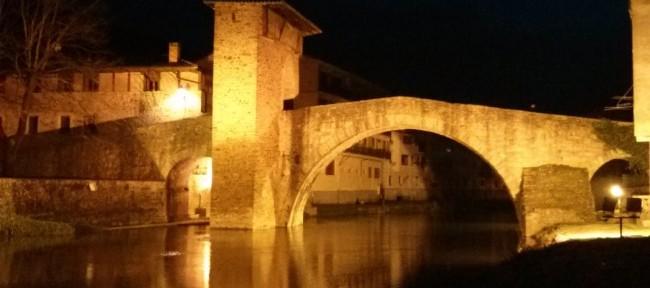 Puente Viejo o de la Muza en Balmaseda