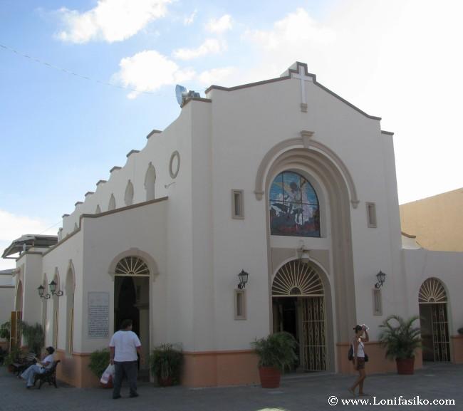 Iglesias en Cozumel