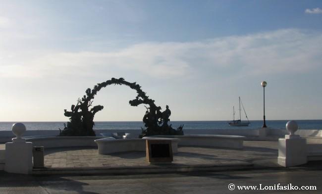 Paseo marítimo de Cozumel