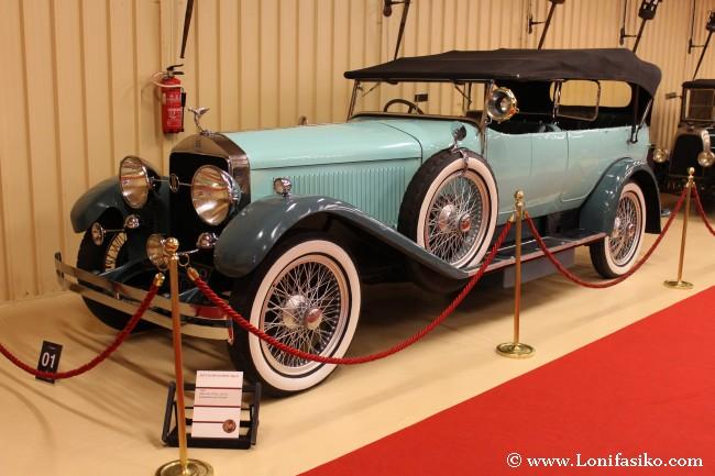 Isotta Fraschini, un señor coche