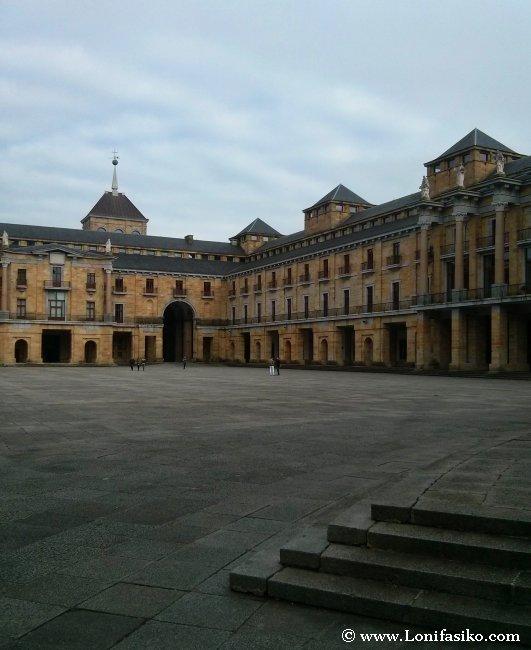 La Laboral, Ciudad de la Cultura en Gijón