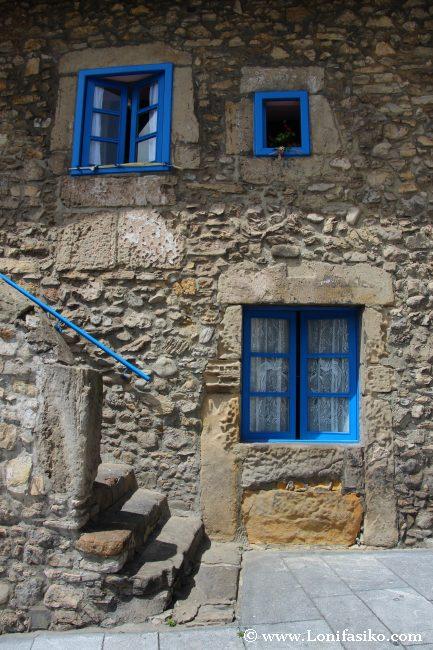 barrio Cimavilla Gíjón casco histórico fotos