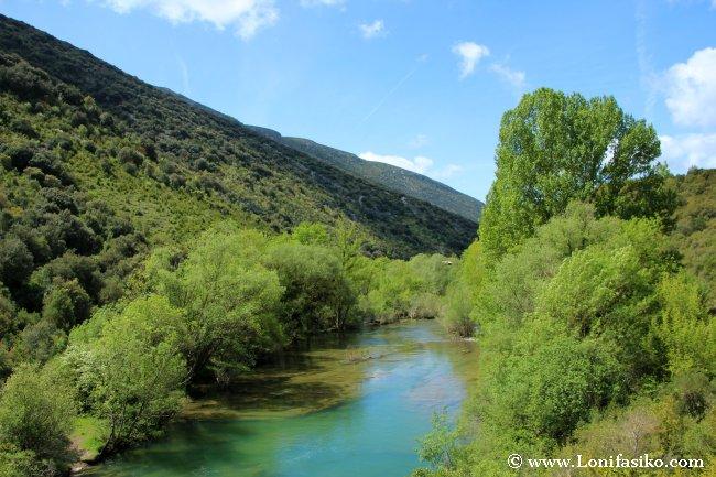 Senderismo en el valle de Aezkoa