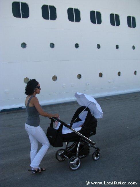 Crucero con niños Mediterráneo Fotos