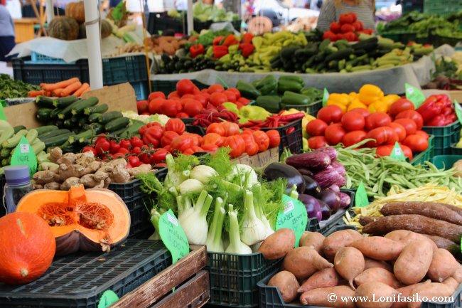 Mercados de Eslovenia