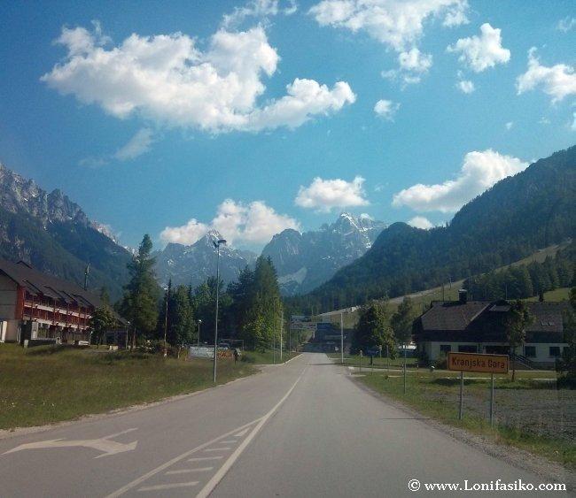 Kranjska Gora Eslovenia fotos