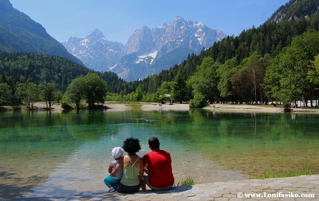 Viajar a Eslovenia con niños