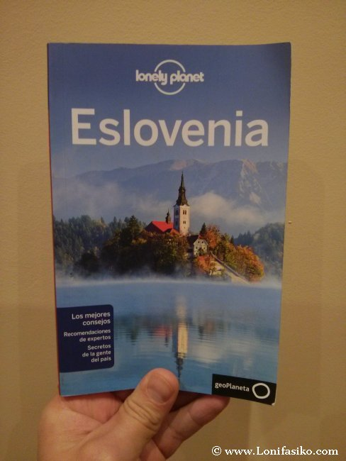 Guía Lonely Planet Eslovenia
