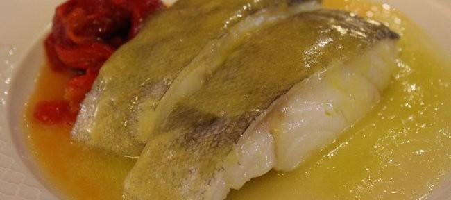 Restaurante Kobika en Durango: comer el menú Koldo