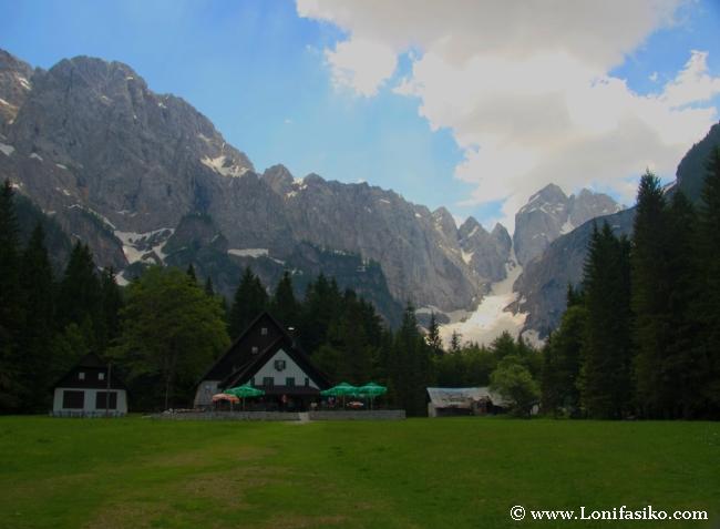 Planinski Dom Tamar, refugio de montaña en el valle de Tamar