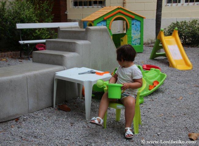 Eslovenia con niños y parques Infantiles