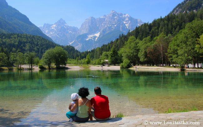 Viajar a Eslovenia con niños, consejos e información práctica