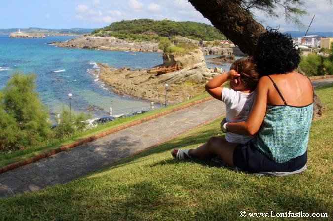 Santander planes con niños qué hacer