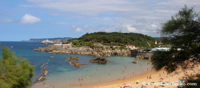Playas Santander: Playa del Camello