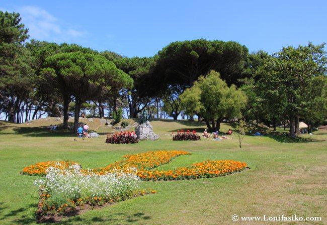 Parque La Magdalena Santander
